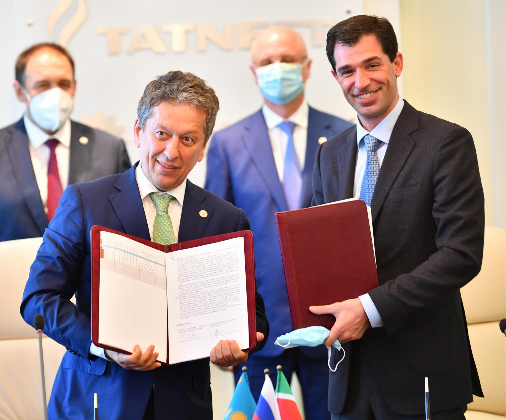 Tatneft invests in Kazakhstan tyre factory joint venture