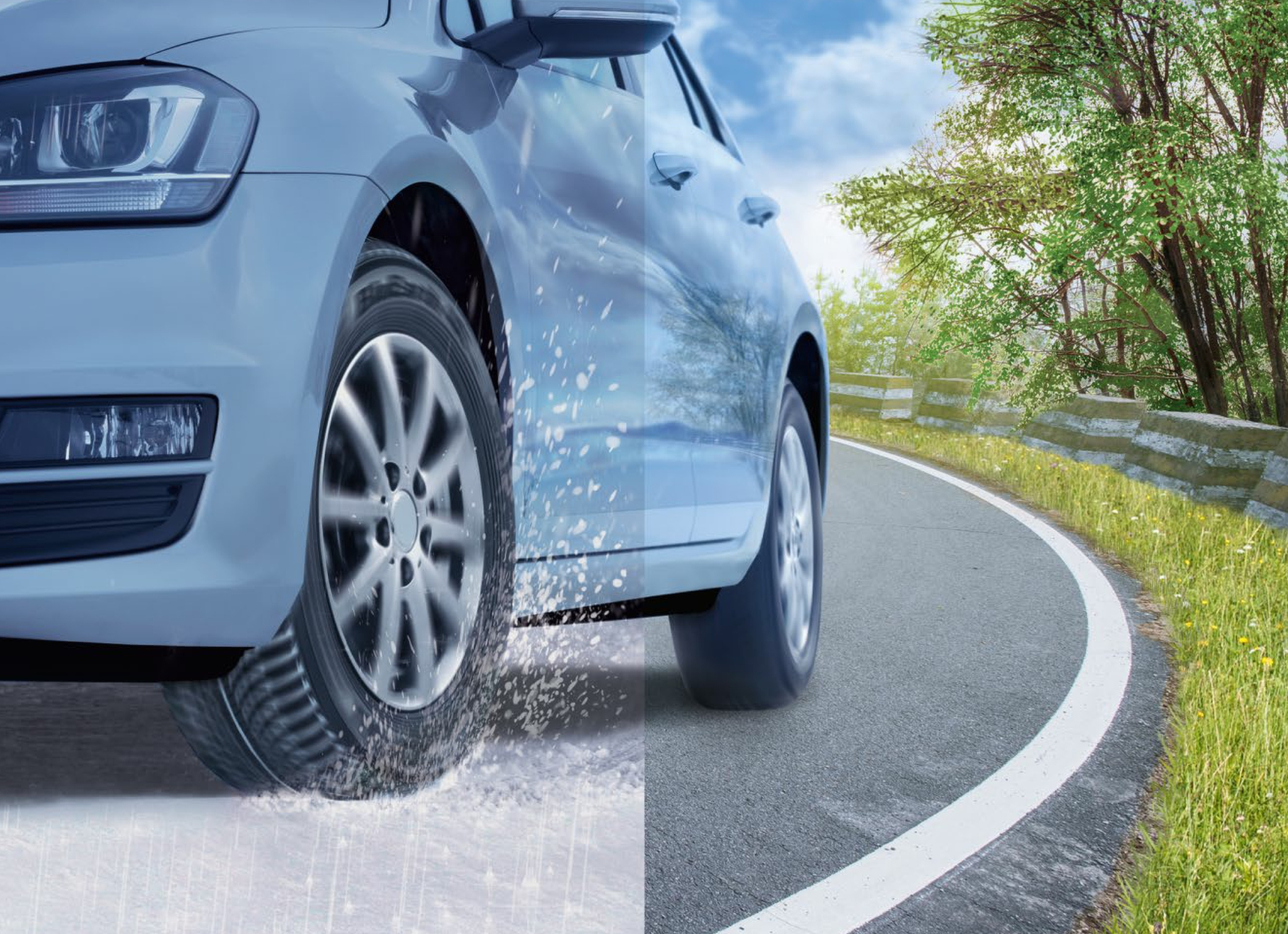 All-season tyre growth, especially for premium brands – GfK