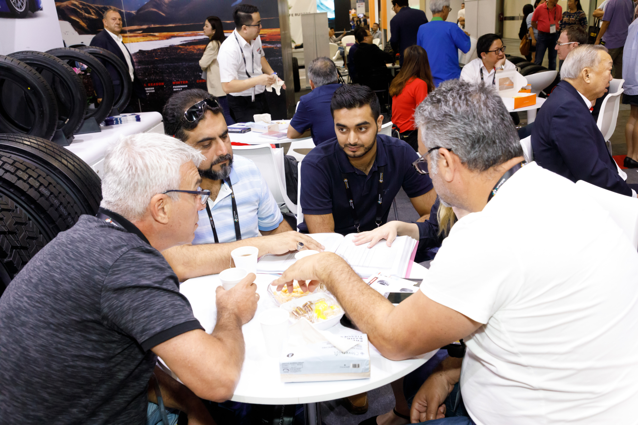 Tyrexpo Asia launches hosted buyer programme