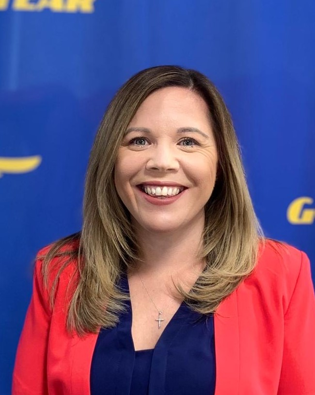 Goodyear appoints Kate Norton sales general manager commercial UK & Ireland