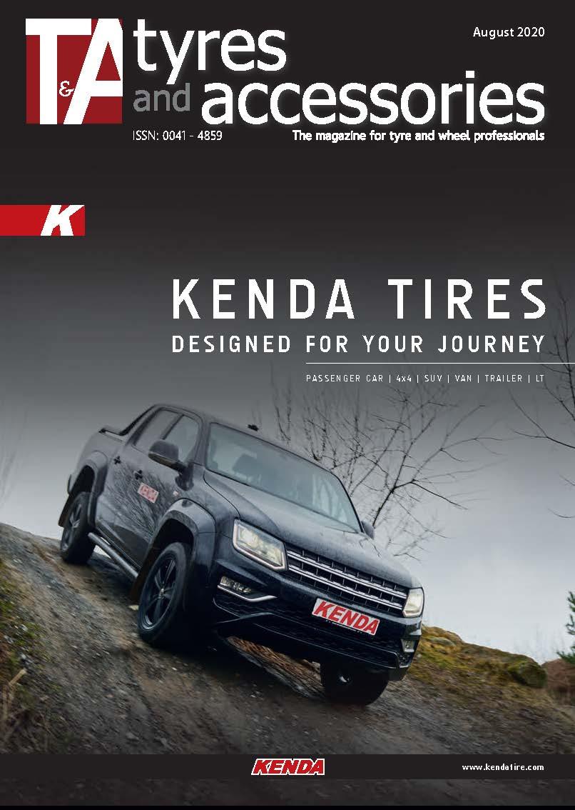 Tyres & Accessories Magazine, August 2020