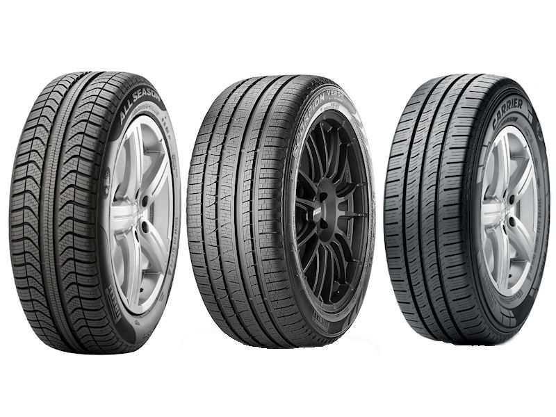 Pirelli expanding all-season tyre range by 22 sizes