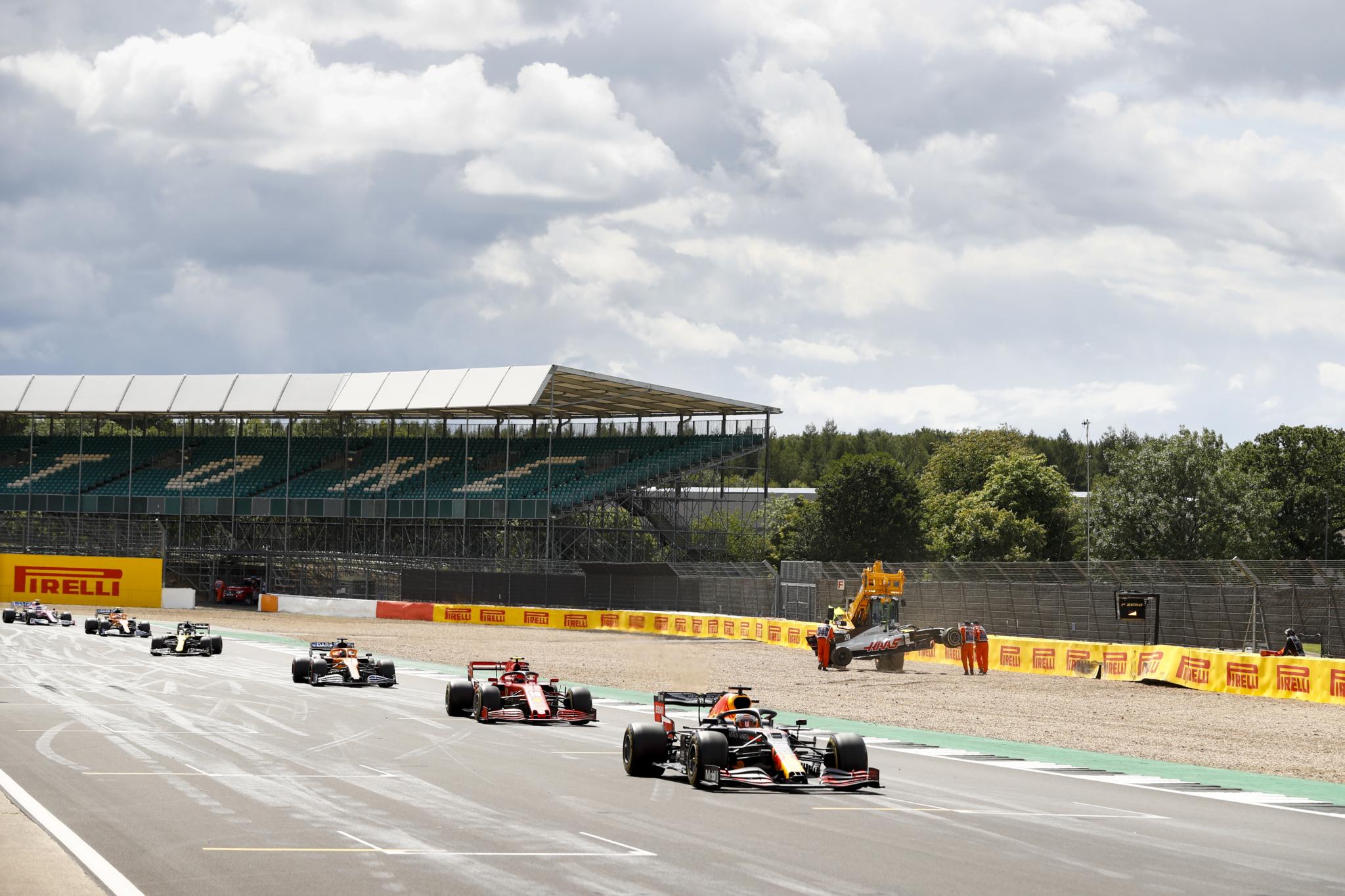 Pirelli 'investigating' failed tyres after dramatic Silverstone British Grand Prix