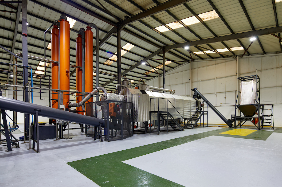 Could continuous pyrolysis deliver savings for tyre manufacturers?