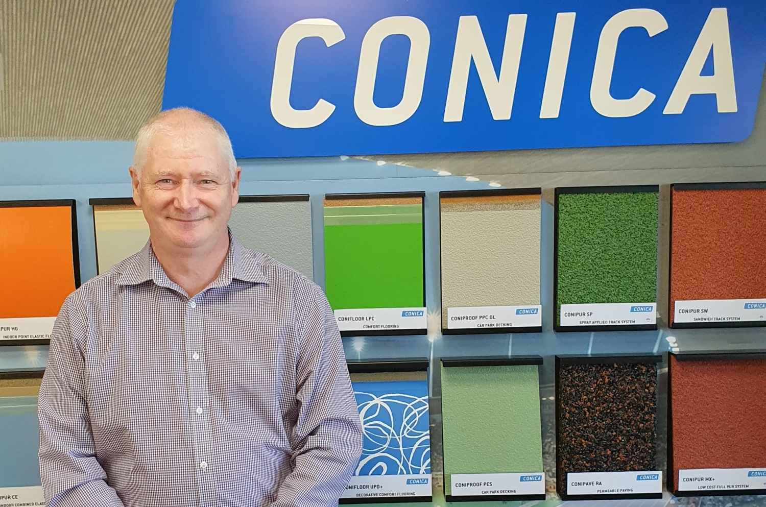 Conica: John Bramwell retires, Mike Hill appointed head of operations