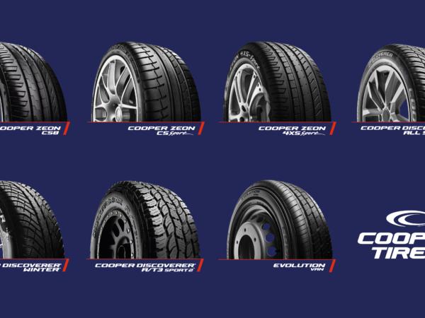 MTS exclusive range of car tyre brands