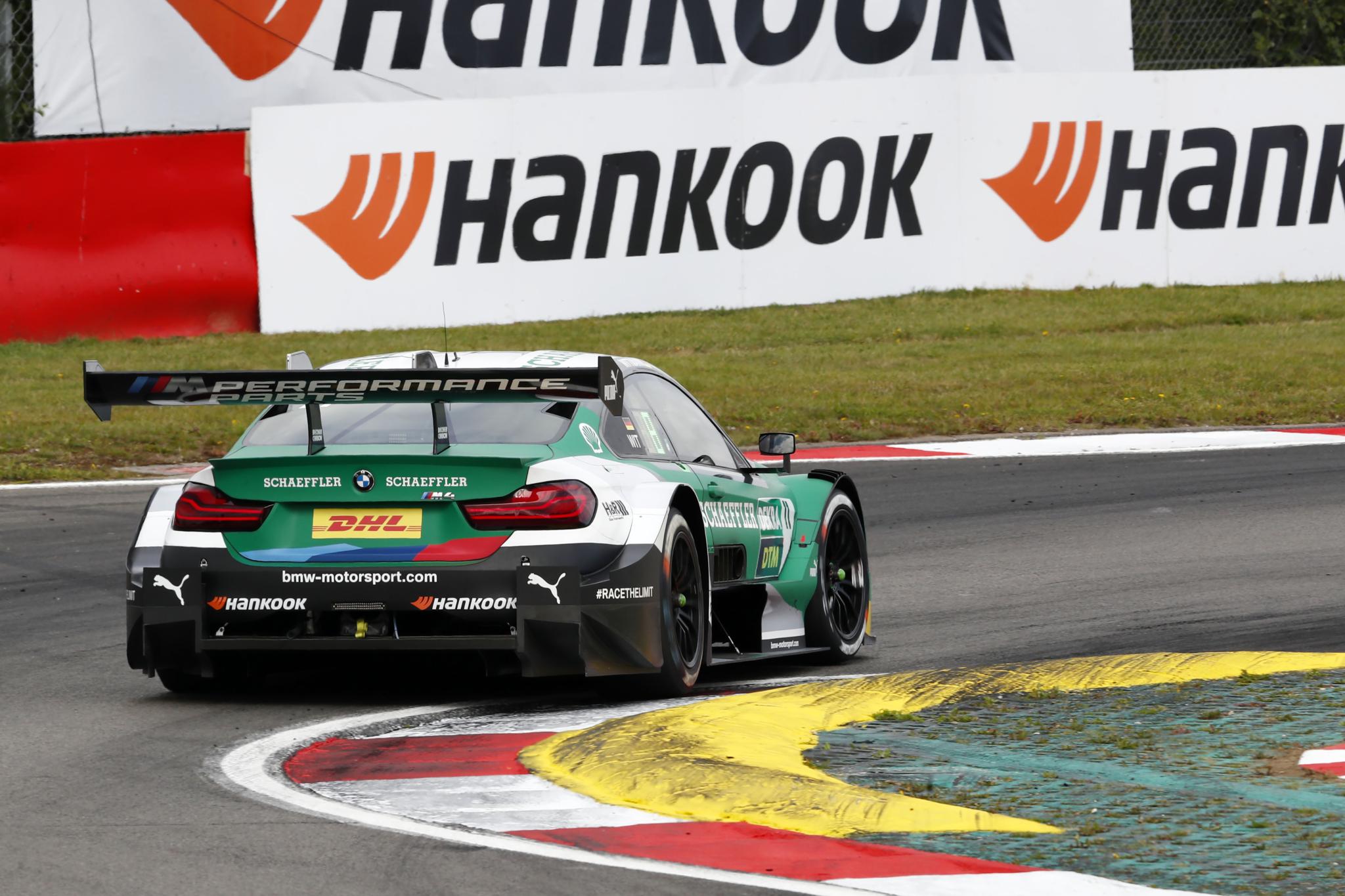 Hankook Ventus Race in action in three European series