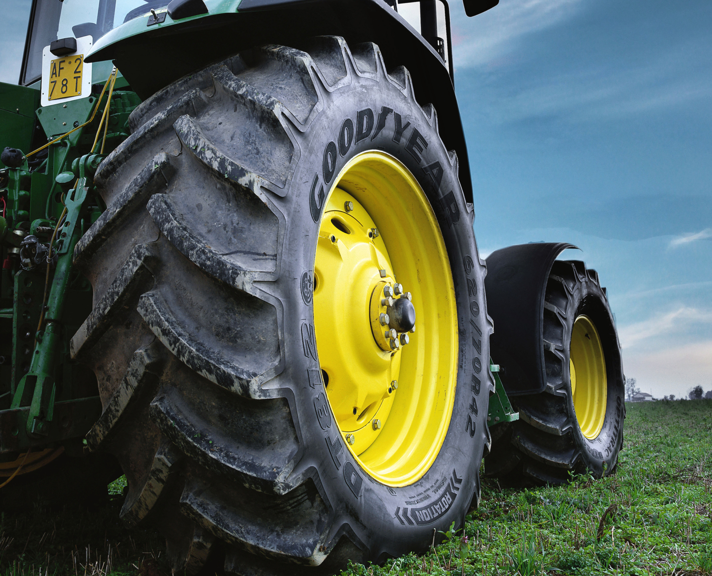 Goodyear Farm Tires launches agricultural photography contest