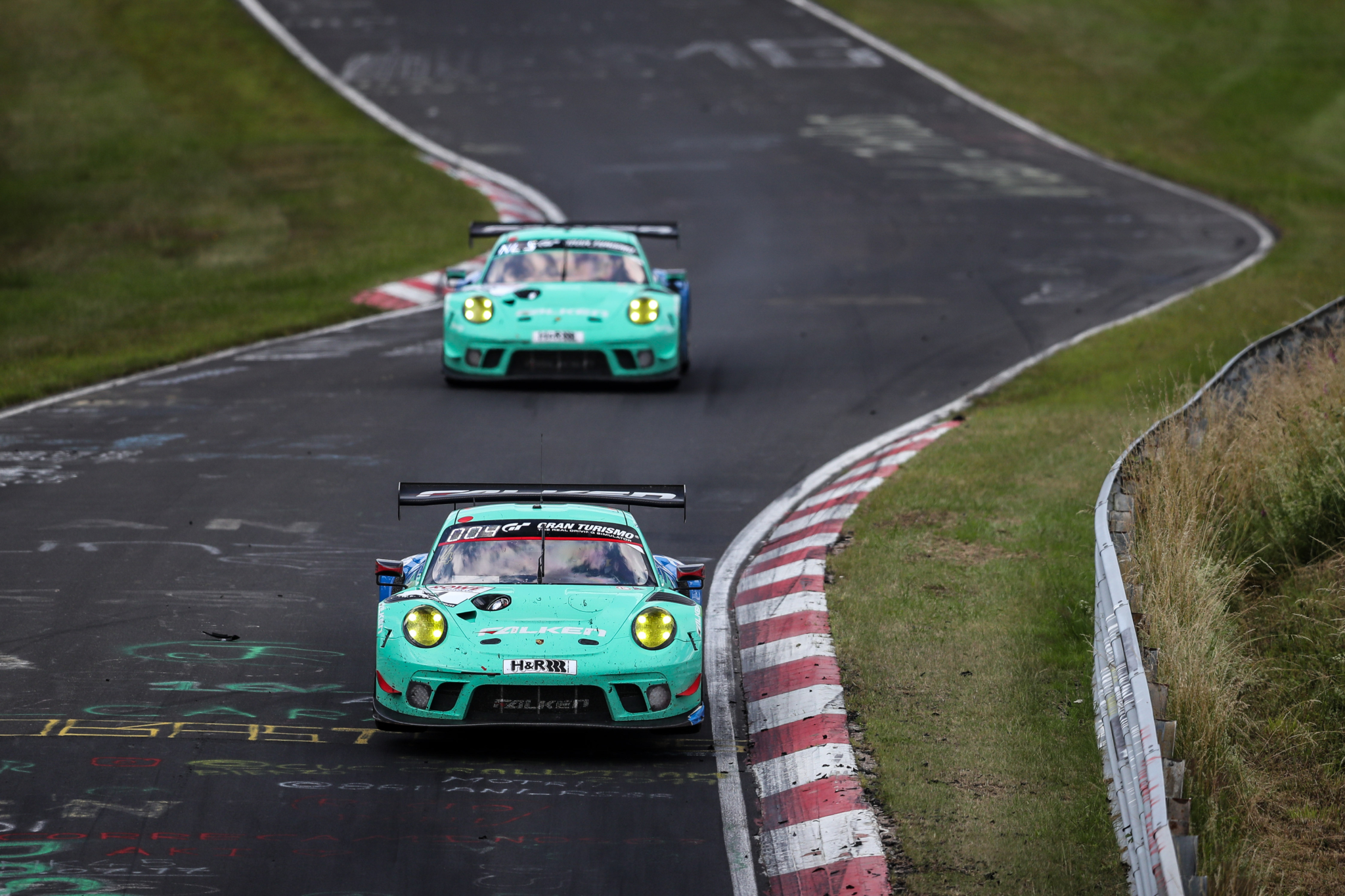 Falken Tyre confident ahead of Nürburgring 24 Hours