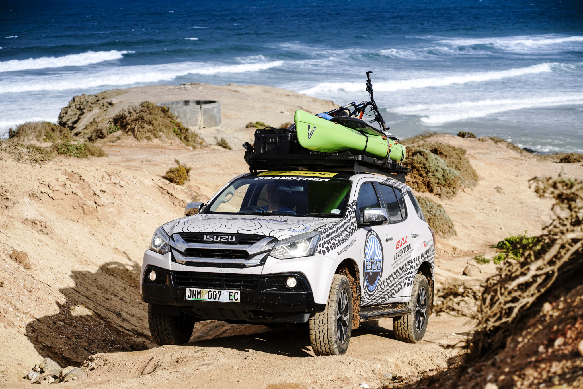 Sumitomo South Africa helps Google Street View in mapping adventure