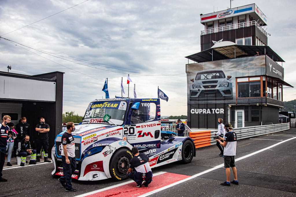 ETRC Promotor's Cup becomes Goodyear Cup