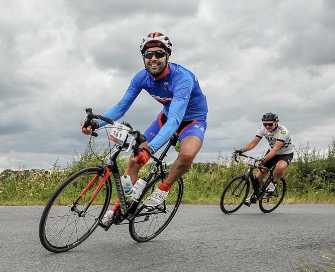 Transaid ambassadors to ride 500km route virtually to raise vital funds