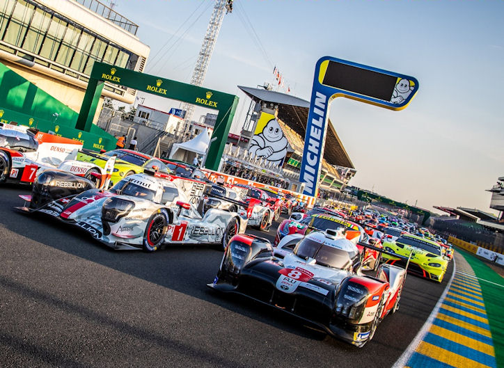 Michelin supplying 54 cars in delayed 24 Hours of Le Mans