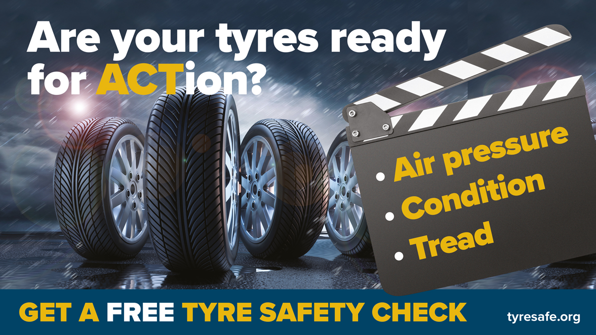 TyreSafe launches Tyre Safety Month campaign with online briefing