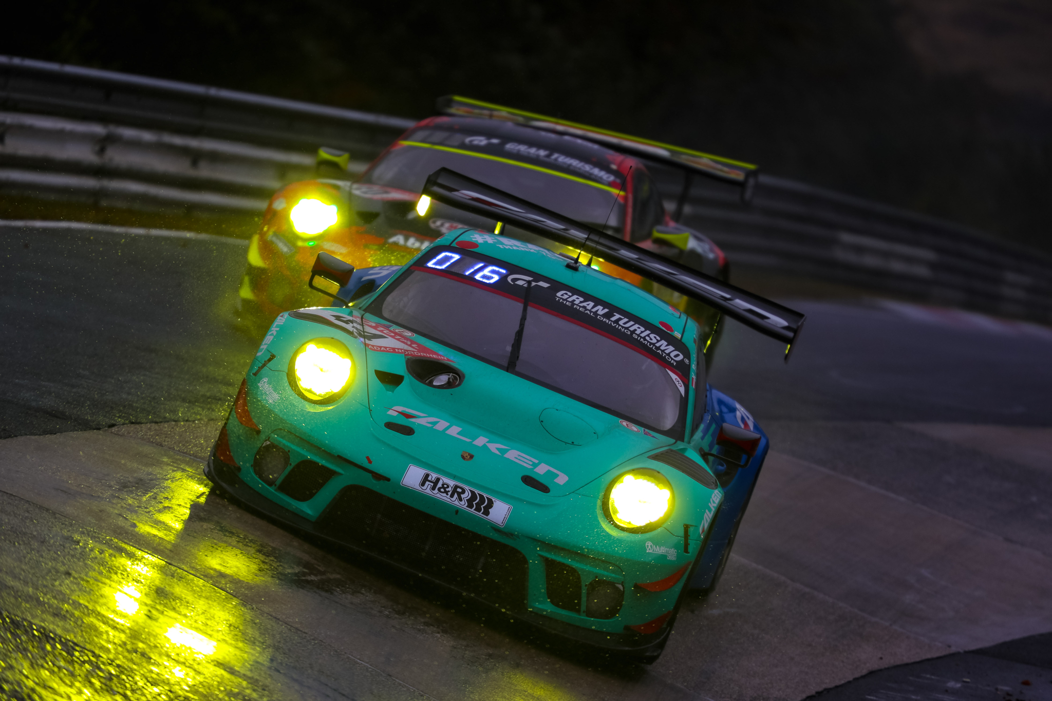 Top 10 for Falken at challenging 2020 Nürburgring 24 Hours