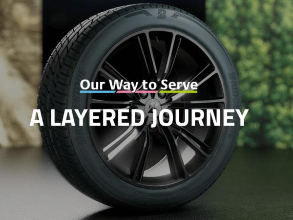 Bridgestone's new Enliten tyres improve