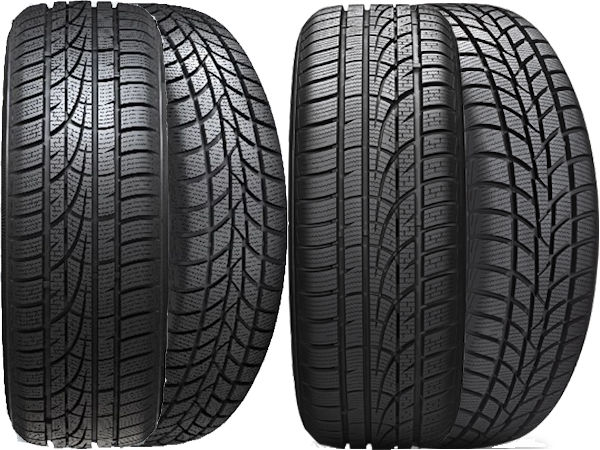 Are Eurorepar Reliance tyres made by Hankook?
