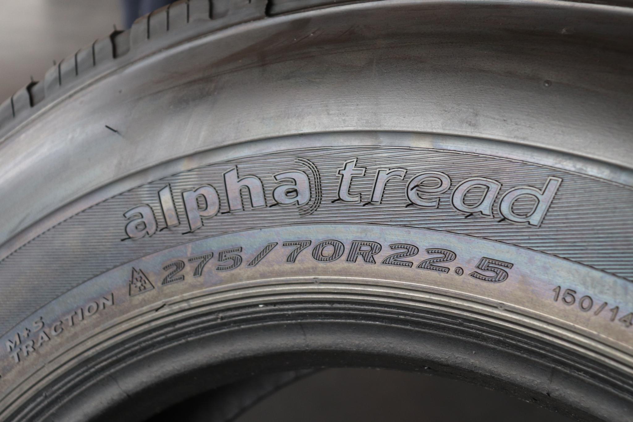 Hankook producing Alphatread retreads in the DACH market