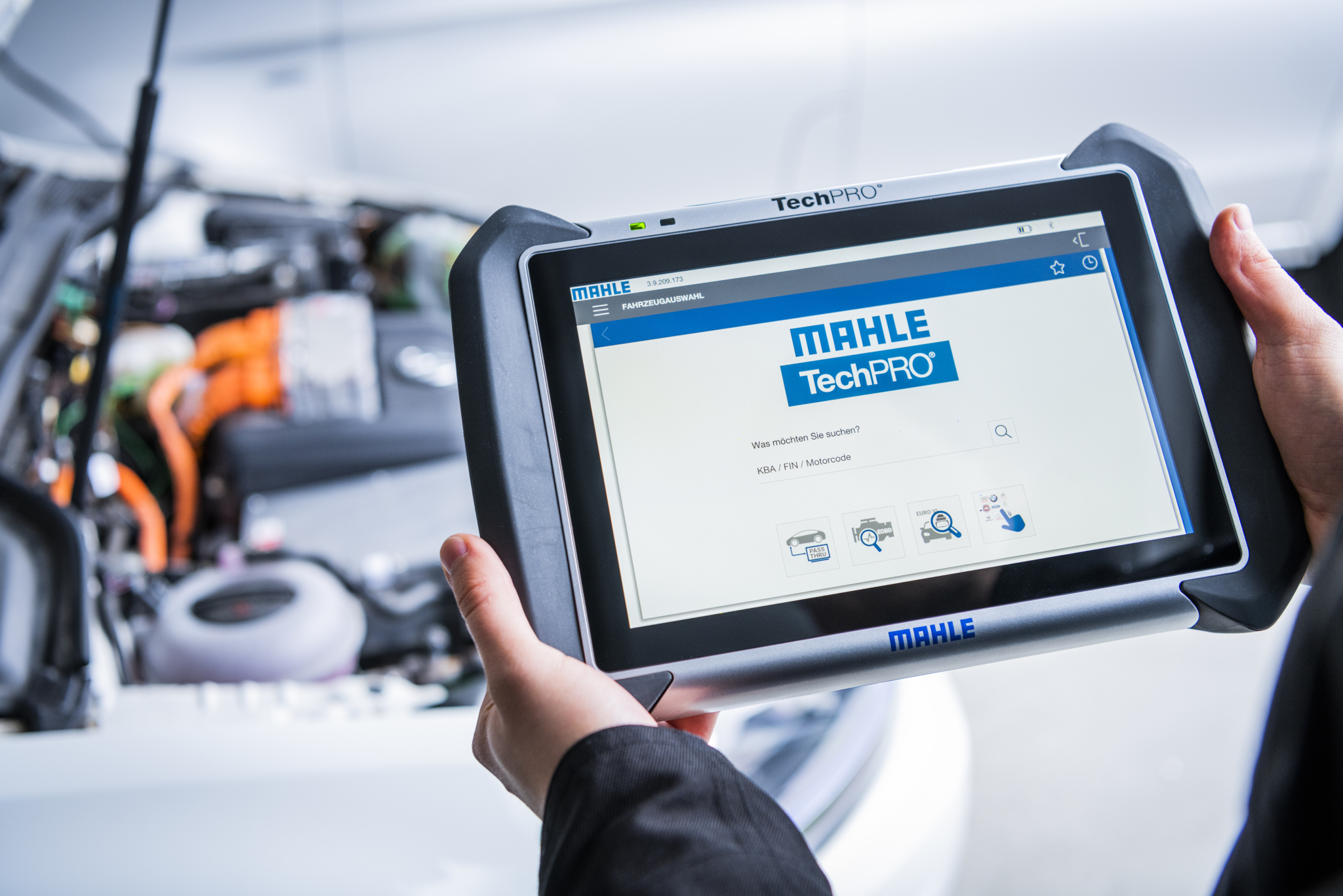 Mahle offers Mercedes-Benz encoded OBD access