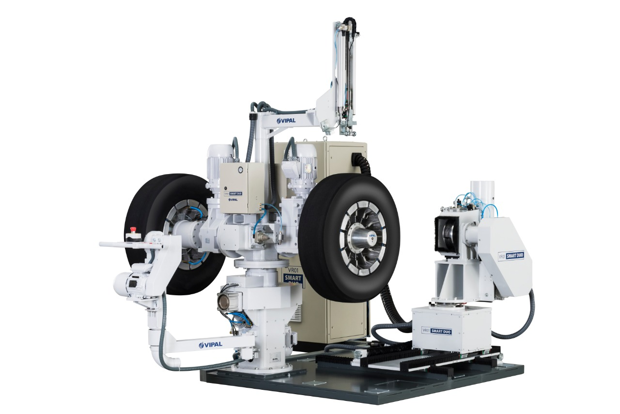 Vipal Machinery sales growing in the USA