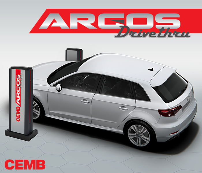 New Cemb drivethrough wheel alignment inspection system