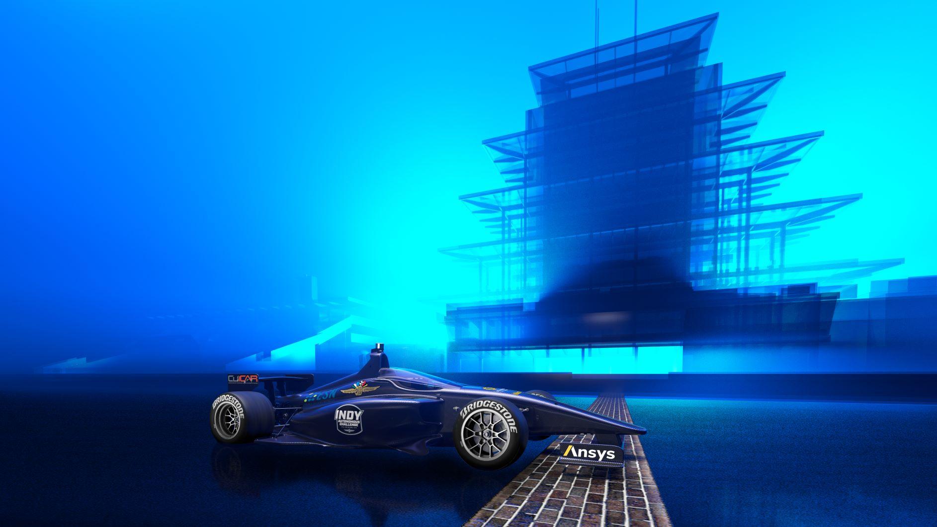 Bridgestone partners Indy Autonomous Challenge
