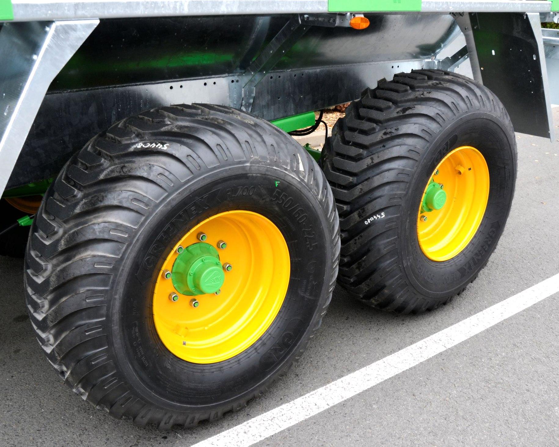 GRI supplying trailer manufacturer Joskin