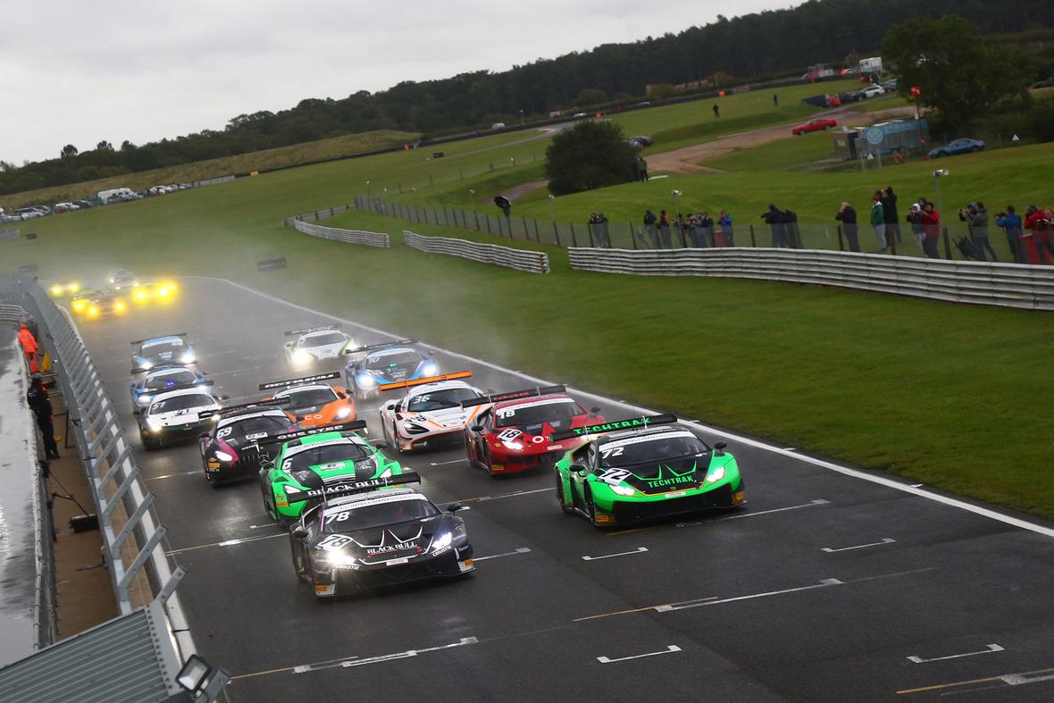 Pirelli to conclude 2020 British GT season at Silverstone