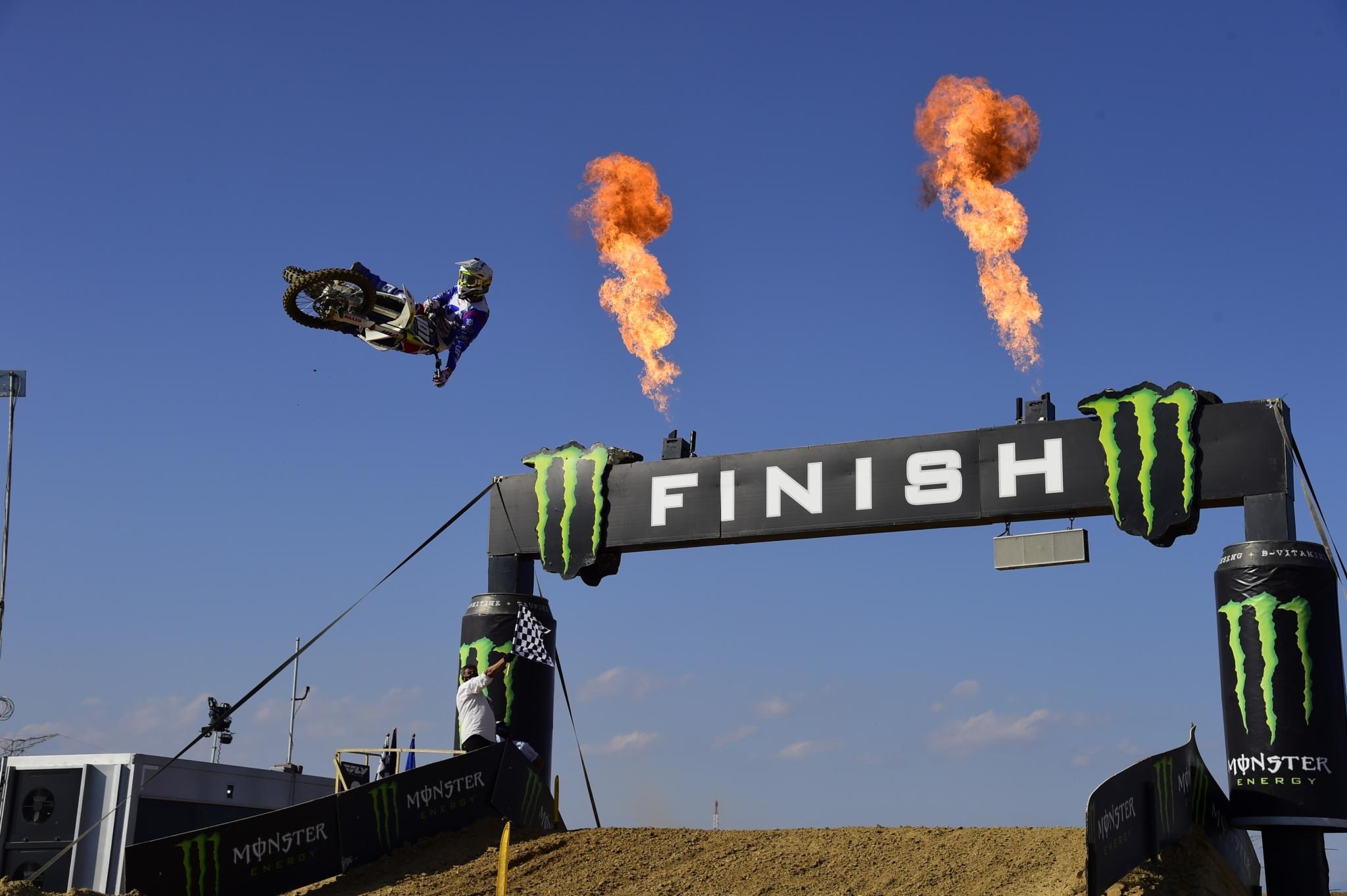 European motocross 'excellent showcase' for Maxxis MaxxCross range