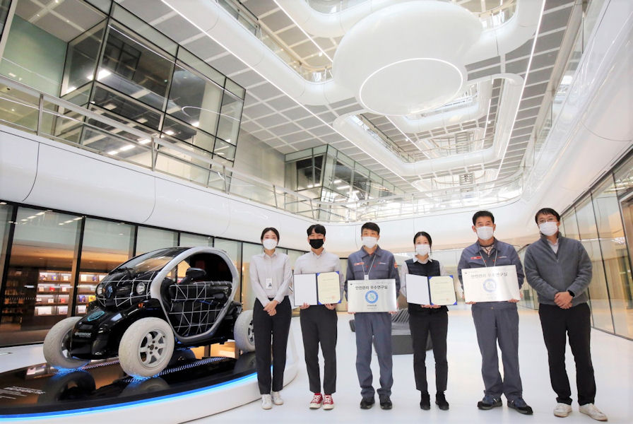 Hankook Technodome gains Korean 'exemplary laboratory' certification