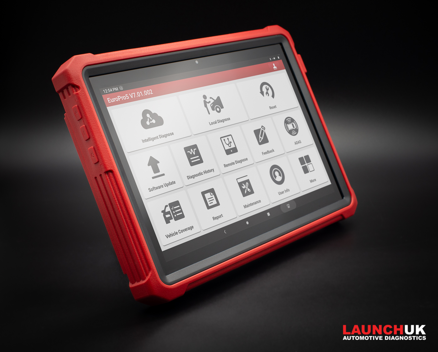 Launch Pro 5 designed to speed up diagnostics