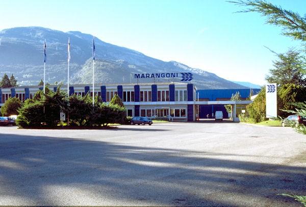 A quarter of Marangoni Holding shares up for sale