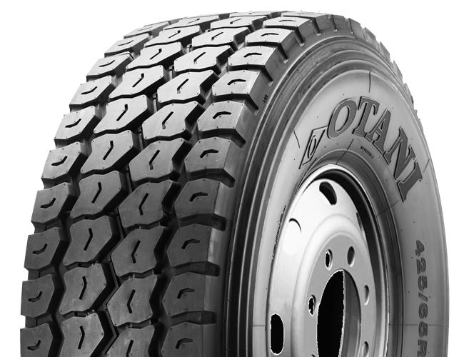 Otani recalls 138 truck tyres in the US