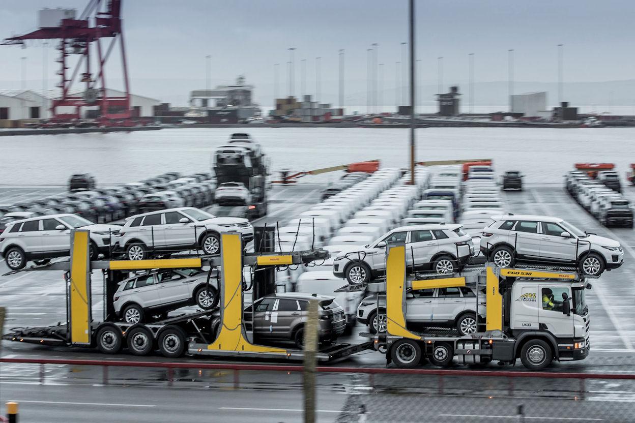 UK car manufacturing down 18% in October