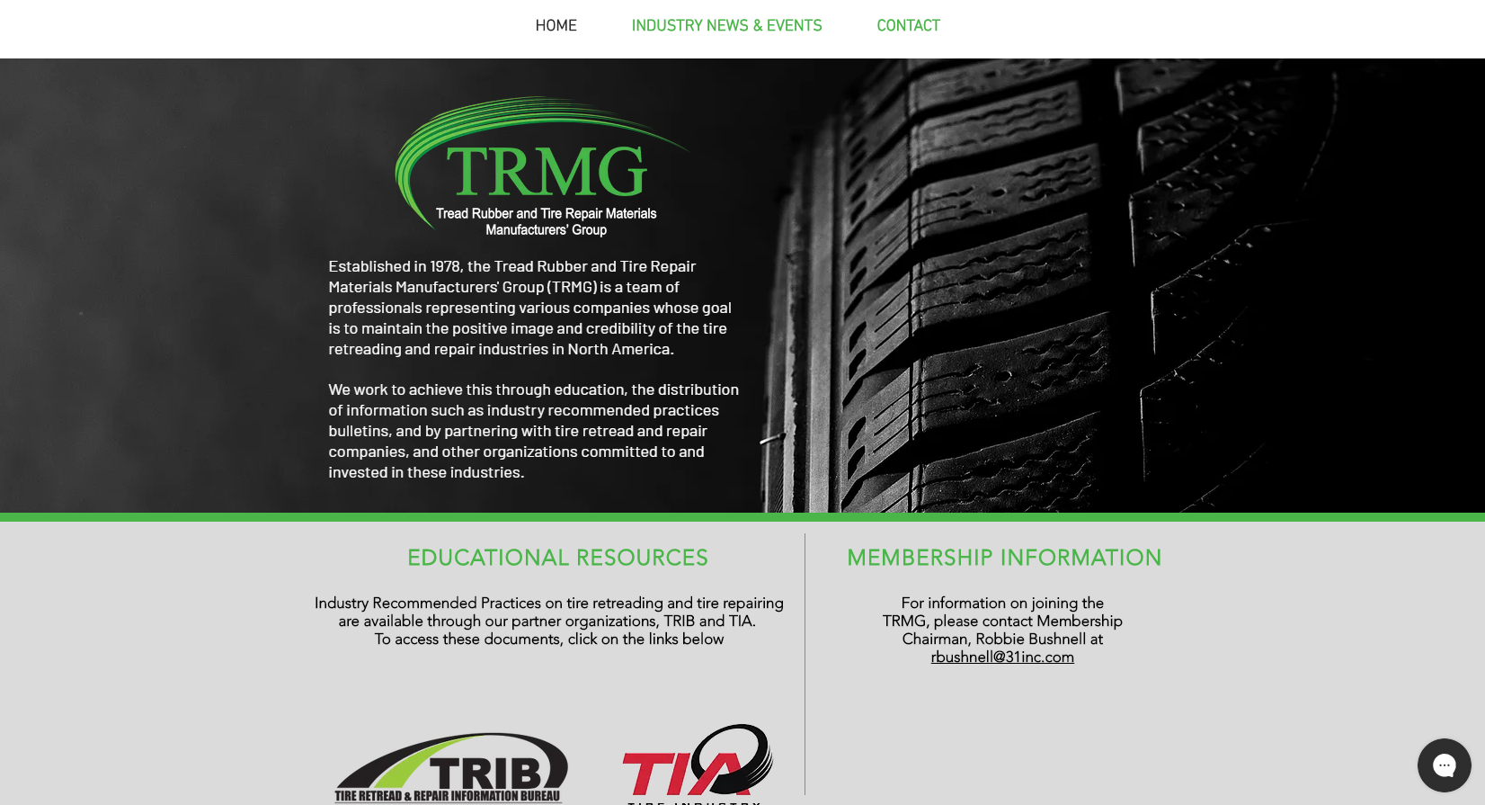 TRMG launches new website
