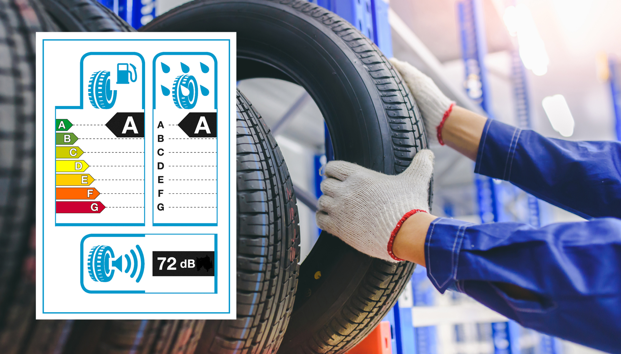 BTMA welcomes change to tyre labelling enforcement powers