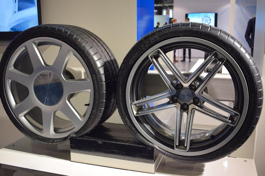 Acorus wheel to debut next year