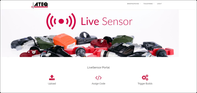 ATEQ launches 'Live Sensor' TPMS tool platform