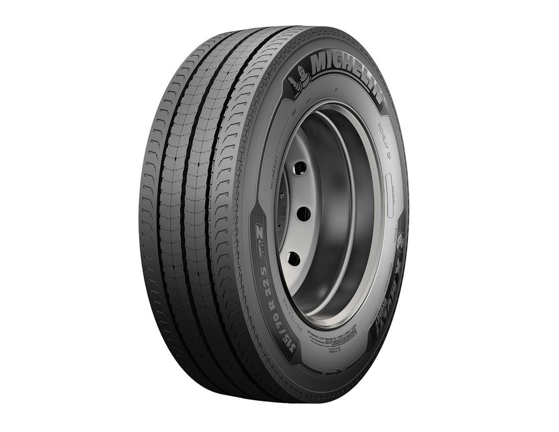 Michelin debuts Recamic Line D tread