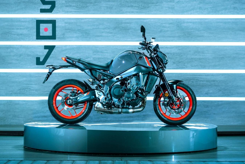 Bridgestone tyres for latest Yamaha MT-09