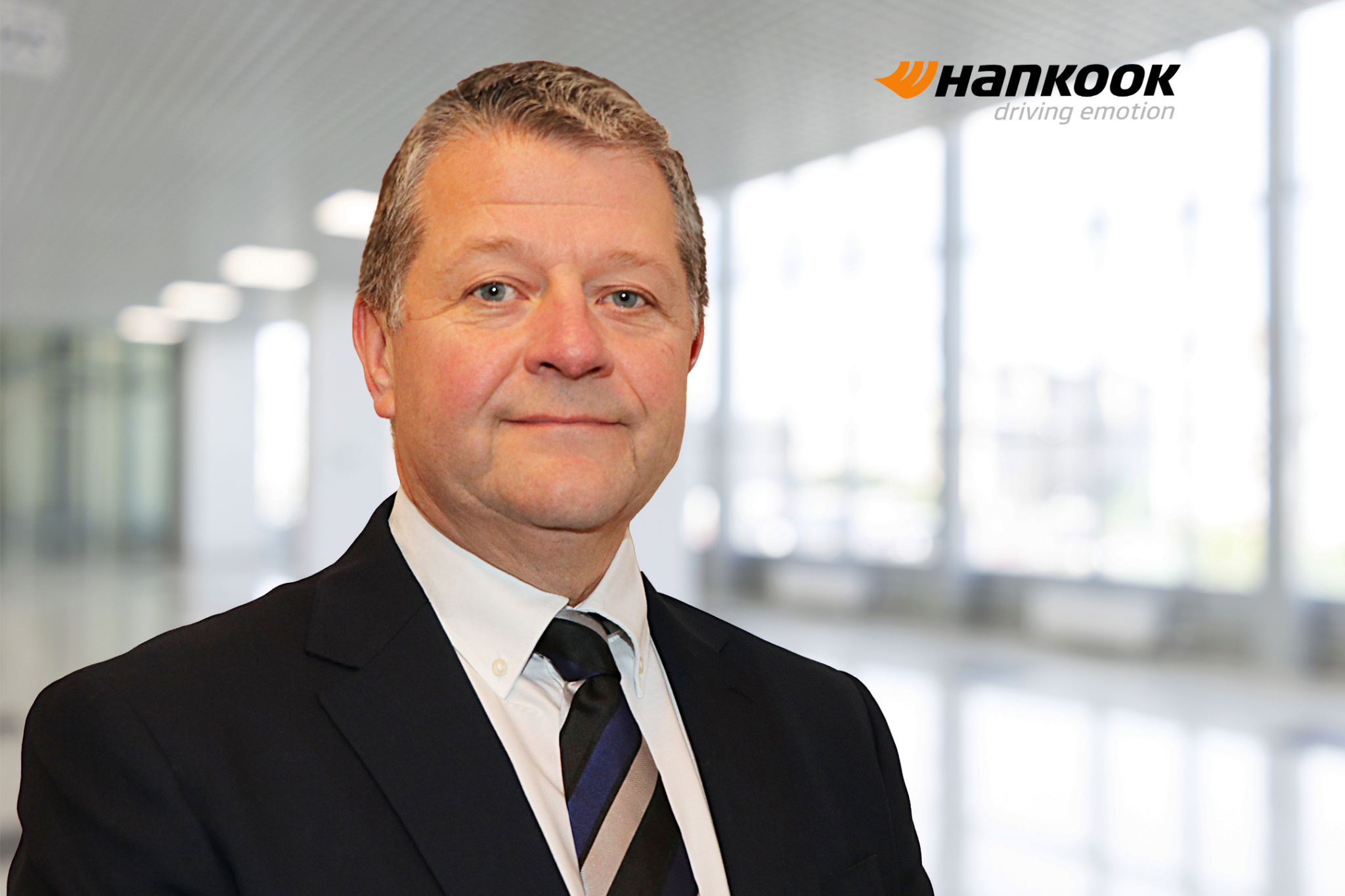 Hankook UK appoints Cottrell to TBR tyre sales manager