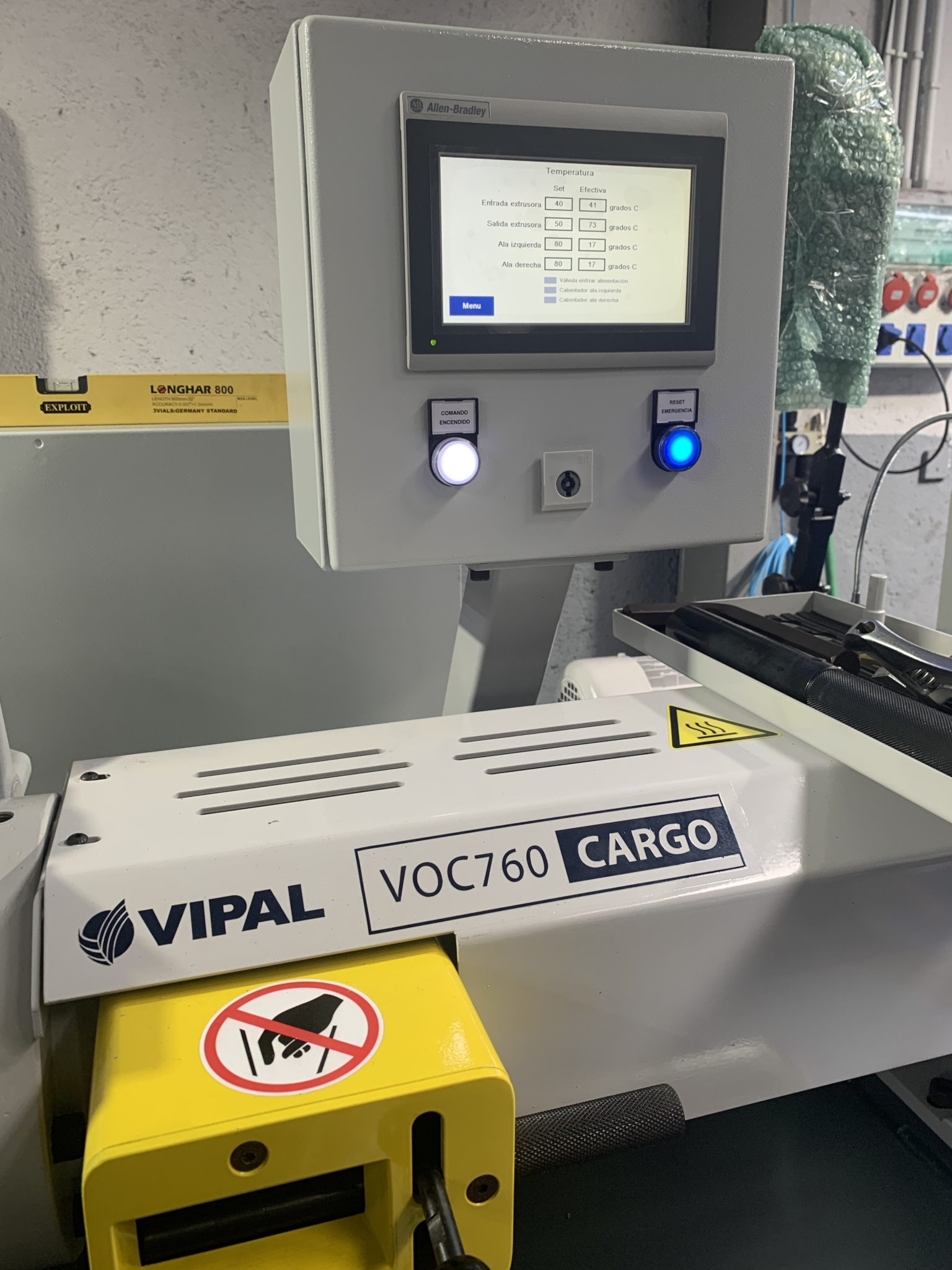 Spanish retreader is first in Europe to buy Vipal machinery