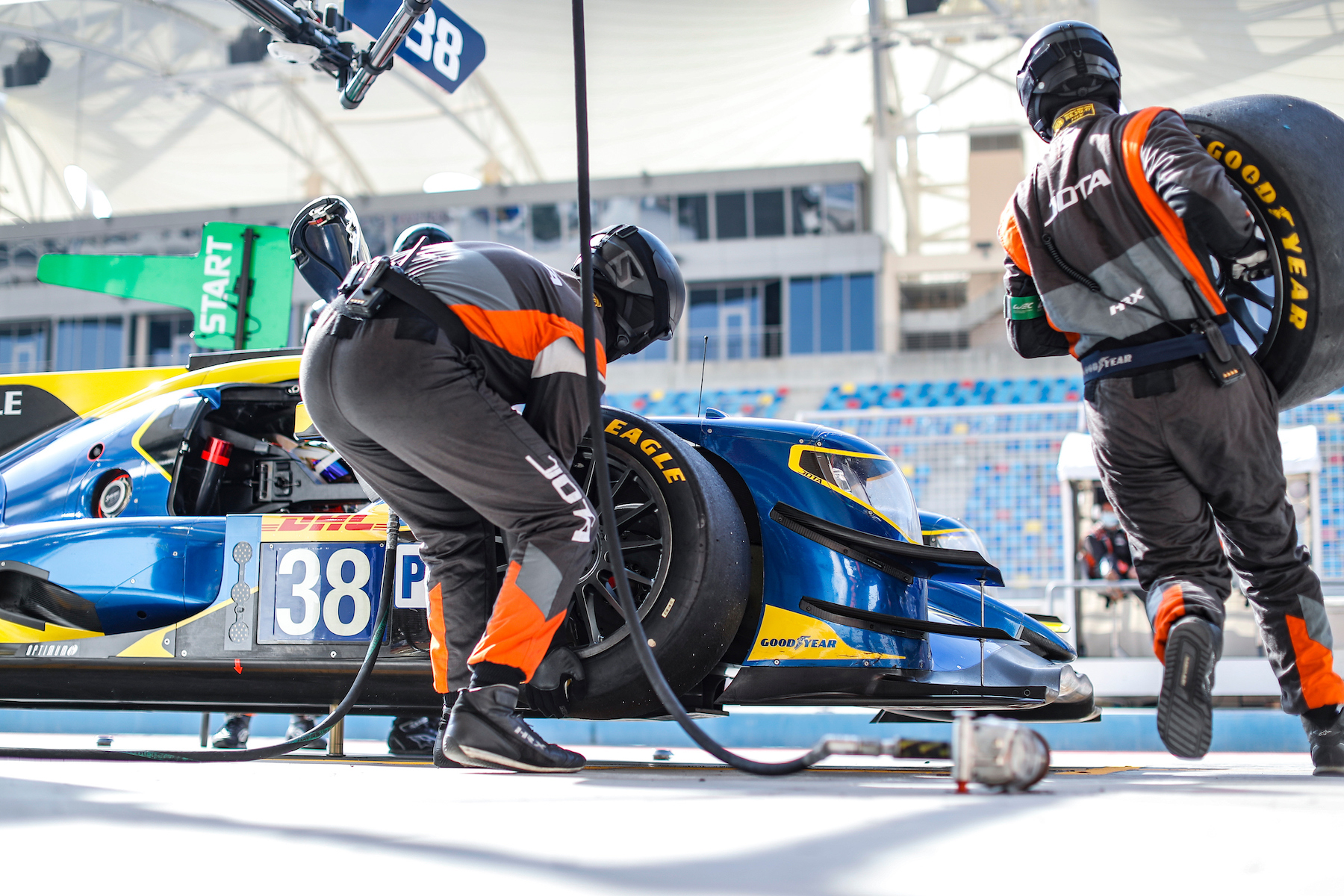Goodyear's European motorsport renaissance continues despite pandemic challenges
