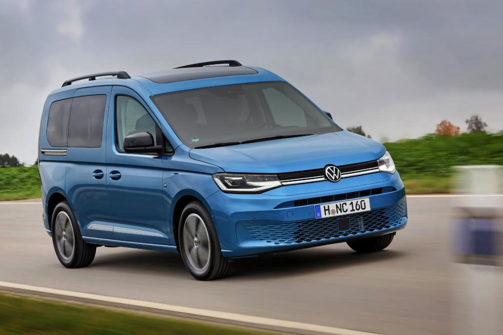 VW Polo Harlequin Makes Colorful Comeback