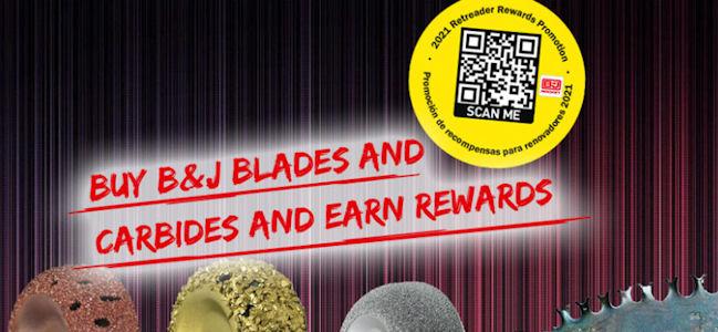 B&J Rocket launches 2021 retreader rewards loyalty promotion