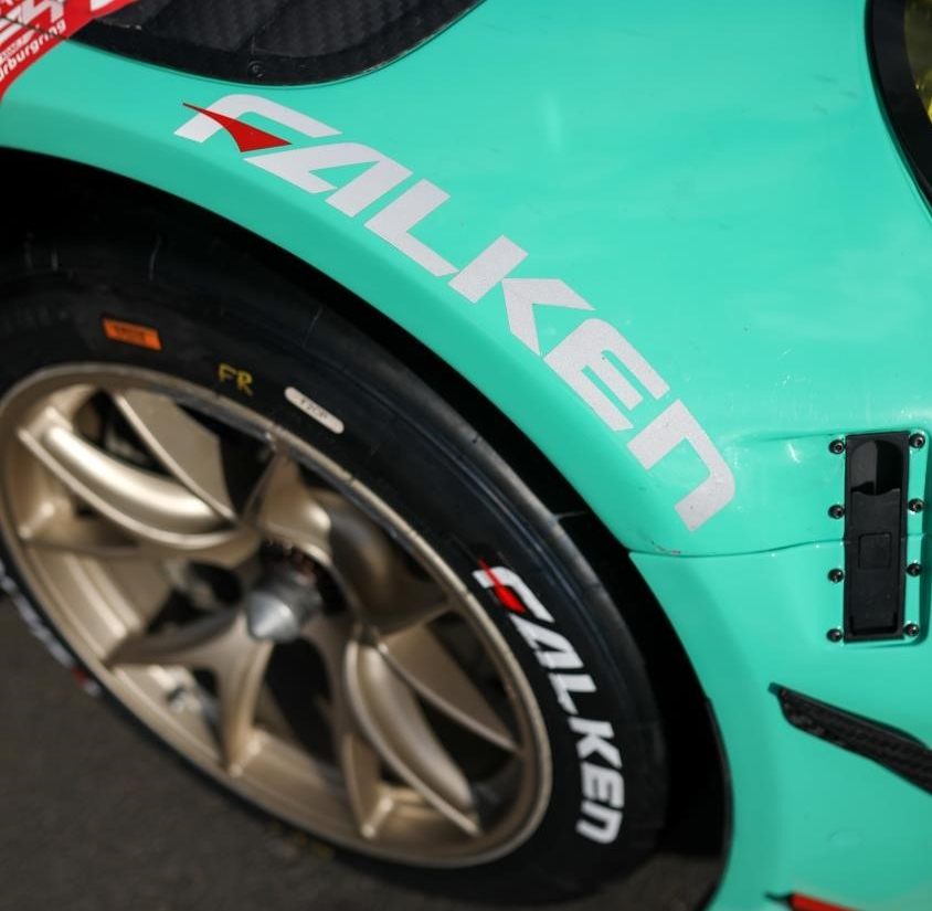 Falken announced as Official Partner of the Nürburgring Endurance Series