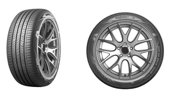 Kumho gains China Red Dot Design award