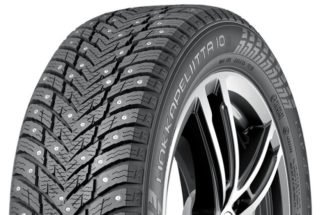 Nokian Tyres renews studded winter tyre range