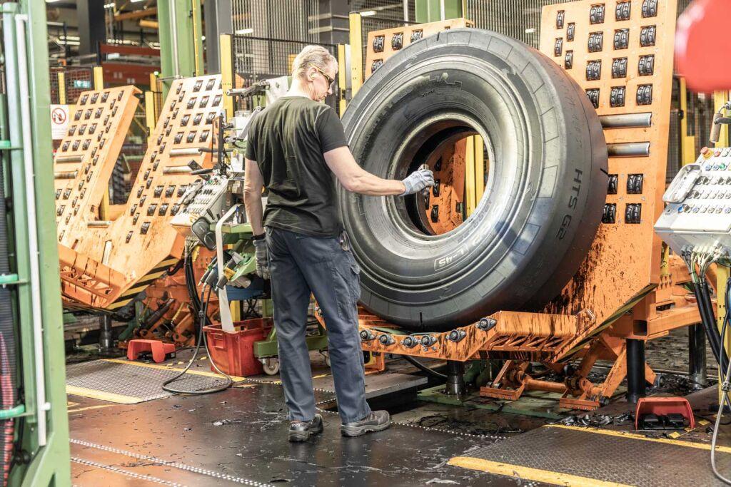 Zero accidents at Nokian Heavy Tyres in 2020