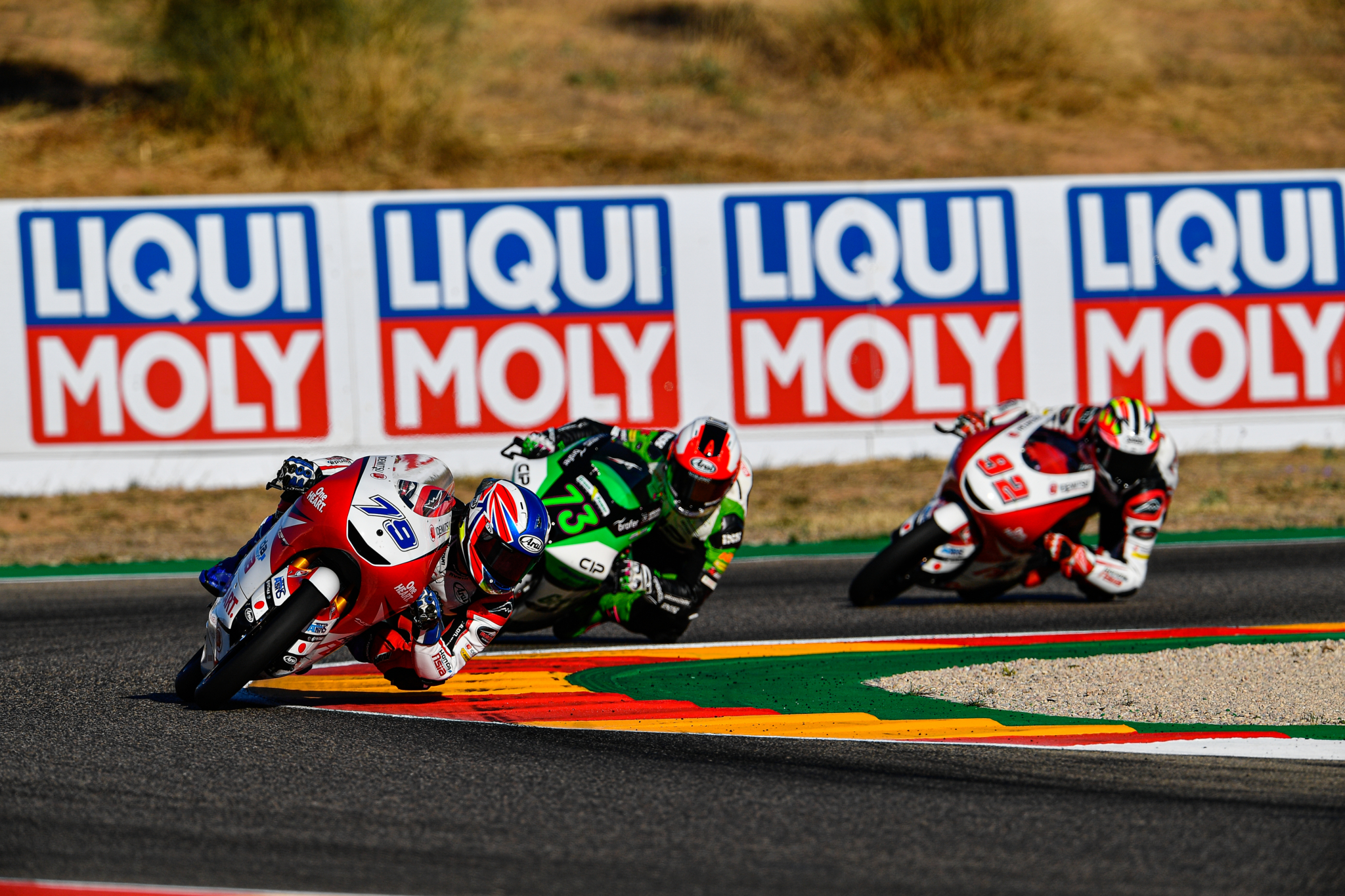 Liqui Moly becomes title sponsor of the MotoGP race in Germany
